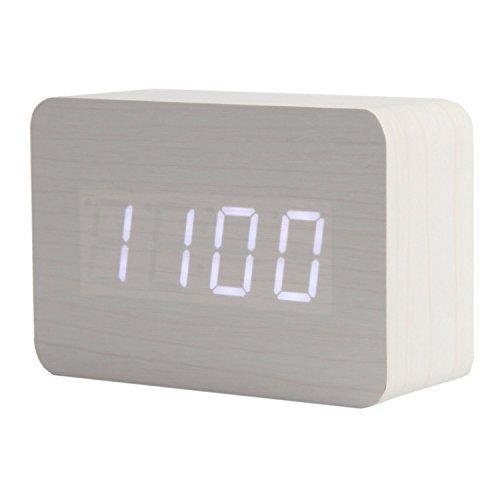 kabb-white-wood-grain-white-led-light-alarm-clock-time-temperature-sound-control-latest-generationus