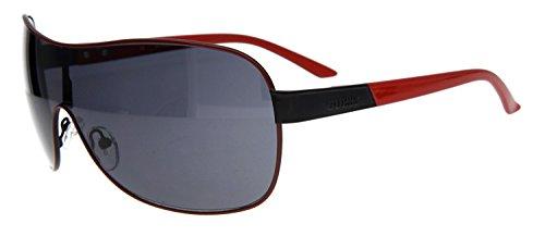 Guess Men Sunglasses Red GUF112-RD-3