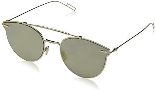 Dior Herren DIORPRESSURE WM J5G Sonnenbrille, Gd Gold, 57