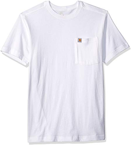 .s007 Maddock Pocket T-Shirt, X-Large, Weiß ()