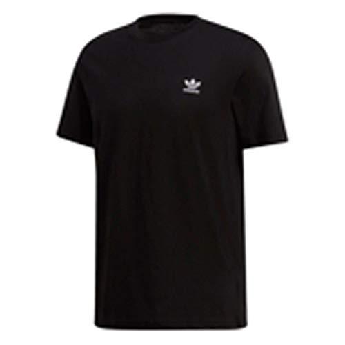 adidas Herren Essential T T-Shirt Black M
