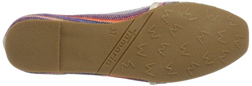Tamaris 24668, Mocassins Femme Multicolore (MULTICOLOUR 990)