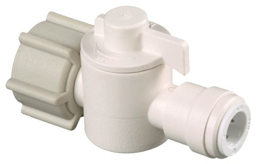Female Swivel 0.5 (Watts P-673 Quick Connect Swivel Female Straight Valve, 1/2-Inch FIP x 3/8-Inch CTS by Watts)