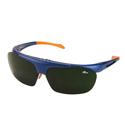 Babimax - Gafas de soldar, autooscurecimiento y protección para Gafas