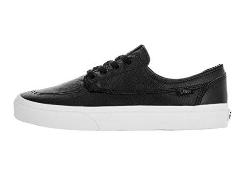 Vans Homme Chaussures / Baskets Brigata Premium Leather Noir