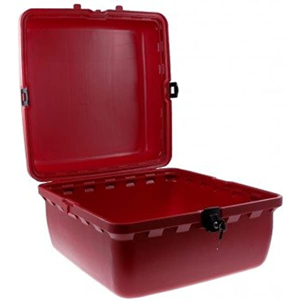 Topcase Pizzabox Roller 50x50x31 Cm In Rot Auto