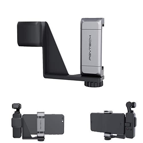 RC GearPro Ständer Halter Clip für DJI Osmo Pocket Handheld-Kamera, tragbare Handyhalterung Halterung für Osmo Pocket