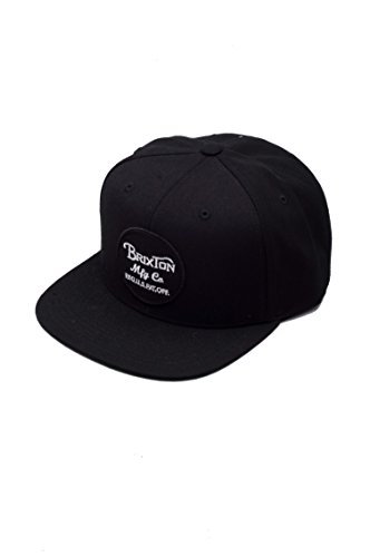 Brixton - Casquette Wheeler Brixton - Taille:one Size