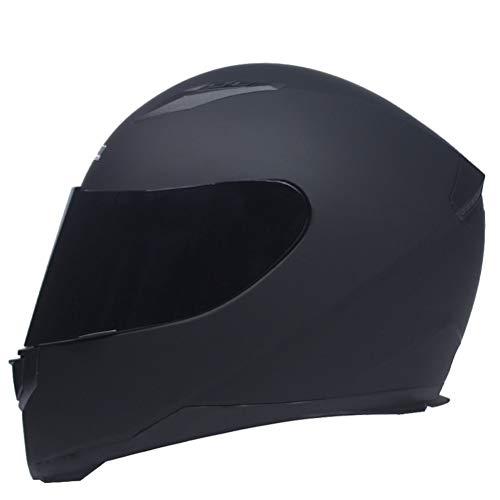 Cara Completa Classic Motocicleta Go Kart Casco Anti