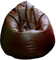 SM BROWN BEAN BAG XL SIZE SUPER CLASSIC QUALITY (Without filling only cover)