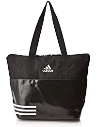 adidas DW9026 Shopper, Mujer, Negro Black/White, 40 Centimeters