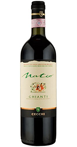 Chianti Natio, Organic, Cecchi 75cl (case of 6)