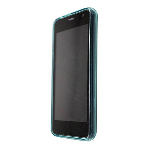 caseroxx TPU-Hülle für Archos Access 45 4G, Tasche (TPU-Hülle in hellblau)