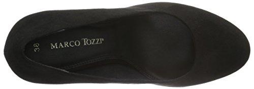 Marco Tozzi Damen 22412 Pumps Schwarz (Black Comb 098)
