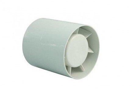 Ventilator MC,D=100 E C10 Rohreinschub Ø100, Be- Entlüftung - - Entlüftungs-ventilator