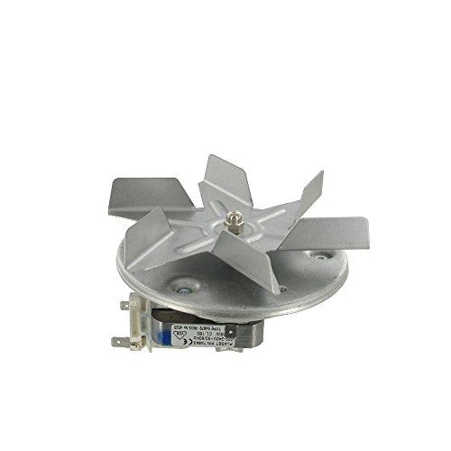 Europart Ariston DB62/Cannon C60/Hotpoint Indesit Multi-Model Fitting Fan Motor Assembly -