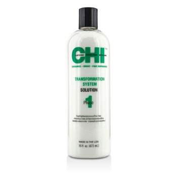 CHI - Transformation System Phase 1 - Solution Formula C (For Highlighted/Porous/Fine Hair) 473ml/16oz - Transformation Solution