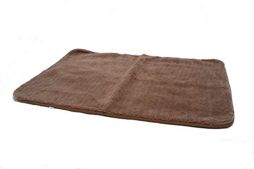 Hundedecke 70 x 100 braun Heim Tier Decke Hunde Katze - 2