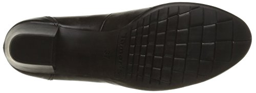Tamaris 22306, Decolleté chiuse donna Nero (Schwarz (schwarz (BLACK001)))