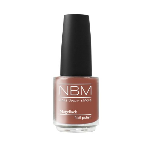 NBM Vernis à ongles Marron/bronze, 14 ml