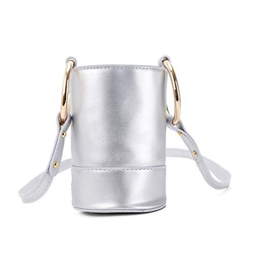 Mitlfuny handbemalte Ledertasche, Schultertasche, Geschenk, Handgefertigte Tasche,Kinder Neue Mode Wilde Tasche Schulter Umhängetasche Geldbörse Pack Für Kind