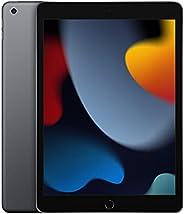 New 2021 Apple iPad (10.2-inch, Wi-Fi, 64GB) - Space Grey (9th Generation)