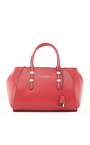 Guess - Sac à main Guess Sissi ref_guess38582-red