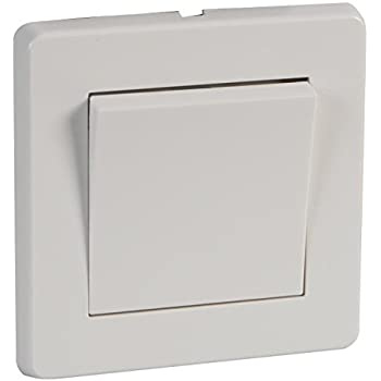 Rocker Light Switch >> Retrotouch 1 Gang 1 Or 2 Way 10a Rocker Light Switch White