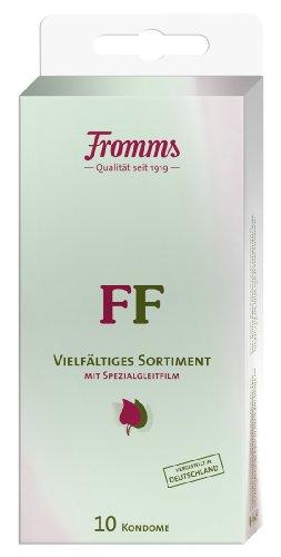 Fromms Vielfalt - 10 Kondome im Sortiment