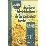 Auxiliares administrativos de corporaciones locales - tests -