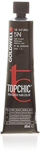 Goldwell Topchic Haarfarbe 5N, hellbraun, 60 ml, 1er Pack, (1 x 0,06 L)