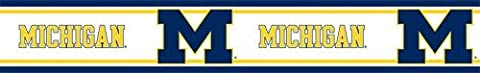 University of Michigan Wolverines - Wallpaper Border by store51