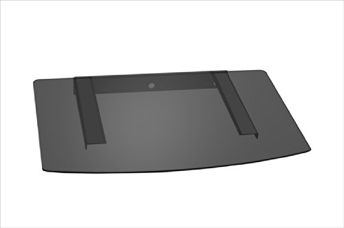 Mountright Wandregal DVD-Player/Beamer/Lautsprecher/Sky Wandhalterung 1Ablage für Audio AV TV (Tv-etagere)