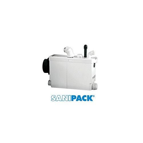 s.f.a. SaniPack Hängerahmen für WC/Bidet Dusche + Waschbecken + +