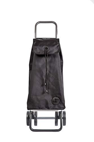 Rolser IMX002S Dos+2/MF Poussette à Marché Polyester Noir/Multicolore 36 x 28 x 102 cm 43 L