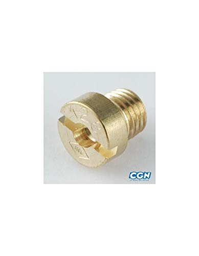 10 Gicleurs de carburateur POLINI DELLORTO 6 mm 100//118
