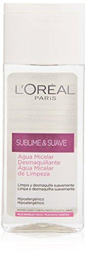 L'Oreal Paris Agua Micelar Desmaquillante Sublime & Suave – 200 ml