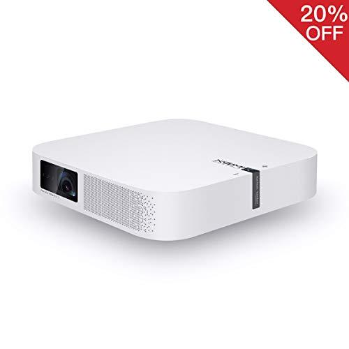 XGIMI Z6 Video - Proyector (700 lúmenes ANSI, DLP, 1080p (1920x1080), ±40 Degree, ±40 Degree, Auto)