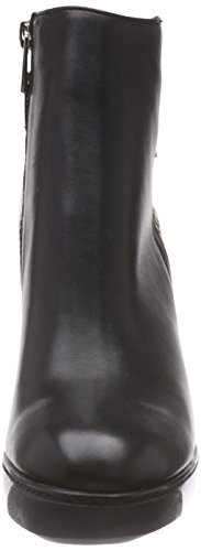 Giudecca Jy1562-1, Bottes femme Noir - Schwarz (black/E3)