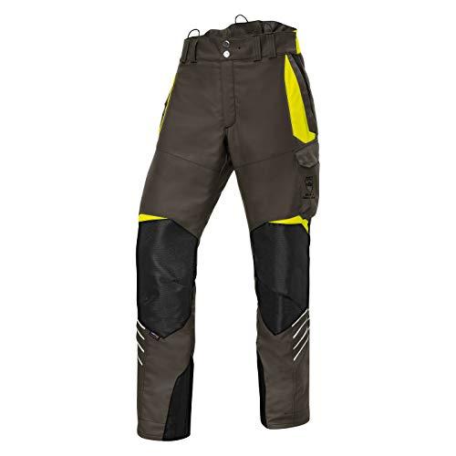 KÜBLER Workwear KÜBLER Forest Schnittschutzhose bunt, Größe L-82, Herren-Schnittschutzhose aus Mischgewebe, leichte Schnittschutzhosevon