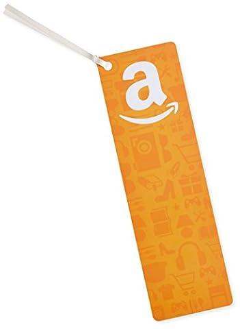 Amazon.de Geschenkgutschein als Lesezeichen - 10 EUR (Amazon A)