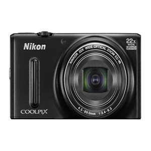 'NIKON COOLPIX S9600Digitalkamera Compact 16Megapixel, 3-Display Optischer Zoom 22x (S9600 Nikon Kamera Coolpix)