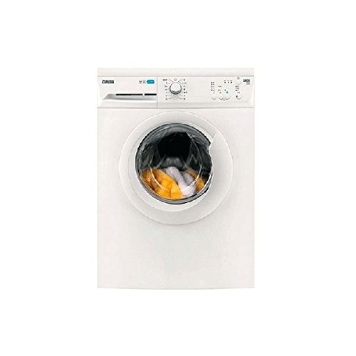 ZANUSSI ZWF71050W FREESTANDING 7KG 1000RPM A+++ WHITE FRONT-LOAD - LAVADORA (INDEPENDIENTE  COLOR BLANCO  FRONT-LOAD  7 KG  1000 RPM  A)