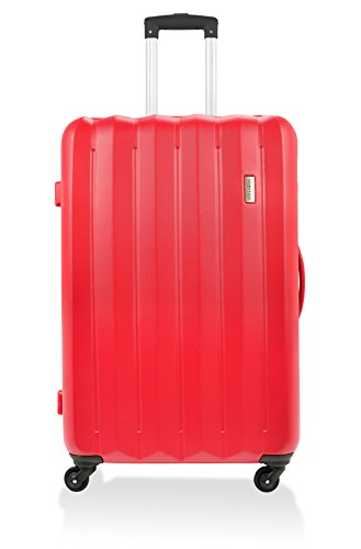 Manoukian Piccadilly Valise, 71 cm, 90 L, Rouge BD-3593