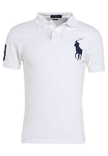 Polo Ralph Lauren Herren Tops (XL, Bianco)