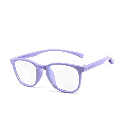 Siwen Square Kids Sonnenbrillen Kids Blue Light Blocking Glasses Baby Optischer Rahmen Transparente Brillen,4
