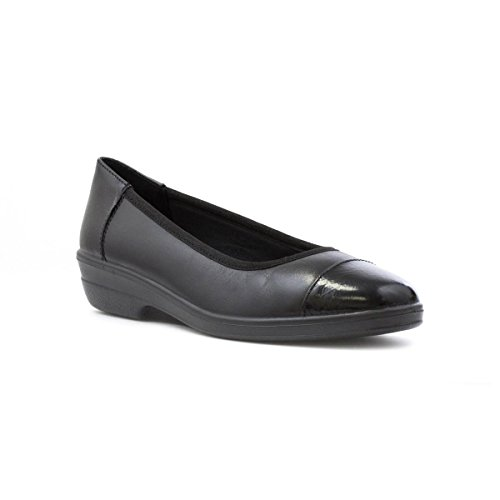 Padders , Mary Janes pour femme Noir