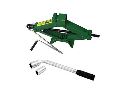 Car Breakdown/Emergency - 1 tonne Scissor Jack + Cross for sale  Delivered anywhere in UK