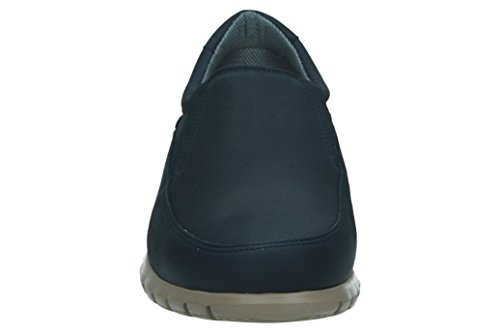 CallagHan 81311 Slip On Herren Leder Blau (Marino 1)