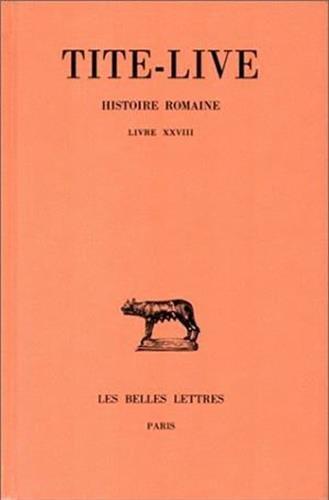 Histoire romaine, livre XXVIII